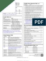Pax Romana Charts LR01