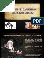 Ejes Del Carisma Capuchino Del Tercer Milenio