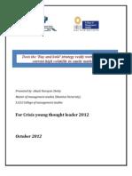 8-Dissertation - CYTL 2012-Akash Shetty