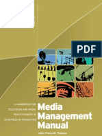 Media Management Manual