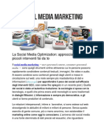 La Social Media Optimization Approcciarla Con Piccoli Interventi Fai Da Te
