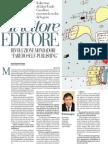 La Nuova Piattaforma Per Il Self-publishing Di Mondadori - La Repubblica - 11.05.2013