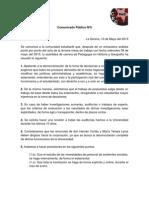 Comunicado Público Nº5 - 2013.pdf