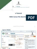 NSDL e file