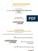 Cooperatives Europe Pharmacy Mapping
