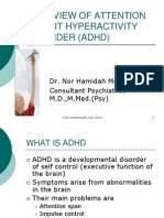 Overview of ADHD (NH Edu-health )