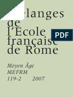 Le Questioni Longobarde. Osservazioni Su Alcuni Testi Del Primo Ottocento Storiografico Italiano - Artifoni