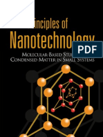Principles of Nanotechnology G. Ali Mansoori