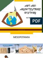 Final Presentation on Mesopotamia
