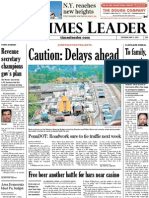 Times Leader 05-11-2013