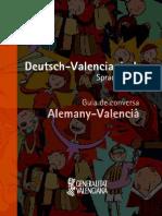 GUIA DE CONVERSA ALEMANY  VALENCIÀ GVA