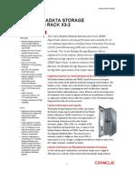 Exadata Storage Exp Rack x3 2 Ds 1855390