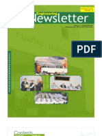 Newsletter Sep 2012