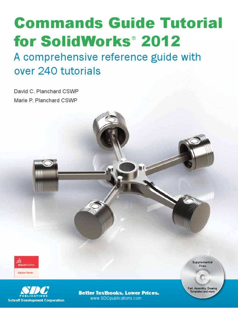 Commands Guide Tutorial for SolidWorks 2012   Rectangle