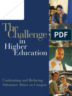 The Challenge in Higher Education