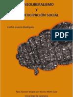 El Neoliberalismo y la Participación Social