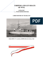 Polish Motor Gun Boats and Torpedo Boats From WW2 (New)