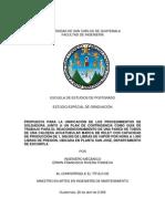 08_0135_MT Procedimiento de Soldadura Para Reacondicionamiento de Pared de Tubos de Caldera