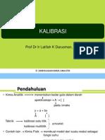 Kalibrasi Pcr, Plsr & Ft-ir