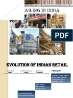 Retail in India