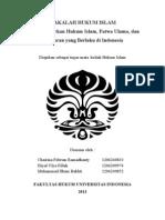 Judi Berdasarkan Hukum Islam, Fatwa Ulama, Hadist Dan Hukum Positif Indonesia