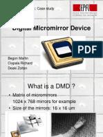 Digital Micromirror.ppt