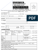 Application Form DIMC 2013-20130204