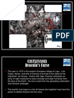 Castlevania Deck
