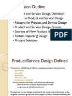 Product Design Presentation
