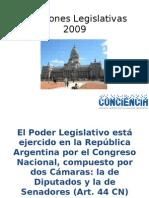 Atribuciones Del Legislativo