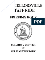 Chancellorsville Staff Ride Briefing Book