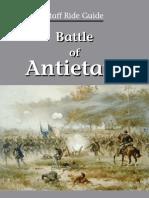 Staff Ride Guide Battle of Antietam