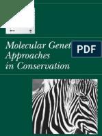 Molecular Genetics Conservation