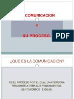 La Comunicacion Etimologia