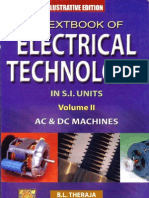 Electrical Machines BLT
