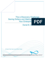 eDiscovery Cost Benefit