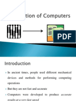 2.Evolution of Computers