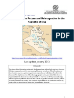 2012 Factsheet Iraq