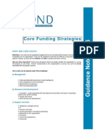 corefundingstrategies-1-090913150810-phpapp01