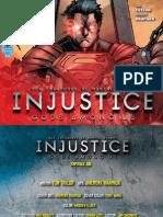Injustice Gods Among Us #01