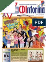 CDInforma, número 2605, 3 de siván de 5773, México D.F. a 12 de mayo de 2013