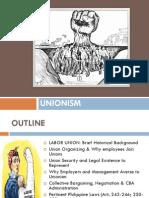 Unionism