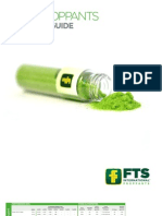 FTSI_Proppants Product Guide