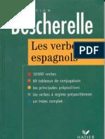 Collection Bescherelle - Les Verbes Espagnols