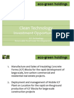 FIT Eco Green Proposal - Conceptual