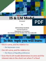 IS LM presentation