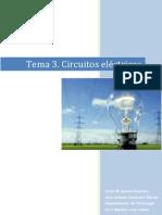 3.ESO T3 Circuitos Electricos