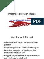 Inflamasi Akut Dan Kronik