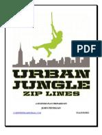 Urban Jungle Business Plan 10-29-12