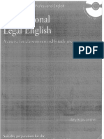 International Legal English (Ilec) (1)